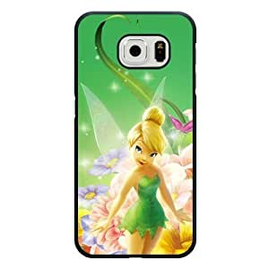 For SamSung Note 3 Case Cover Diy Disney Tinker Bell Black Hard Shell For SamSung Note 3 Case Cover Tinker Bell Edge Case(Only Fit for Edge)