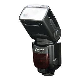 Vivitar DF-583 18-180mm Power Zoom DSLR Flash for Nikon