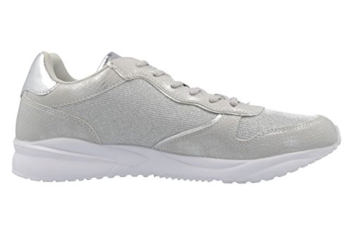Footwear Stringate Argento Donna Scarpe Fitters vqPdxR1R