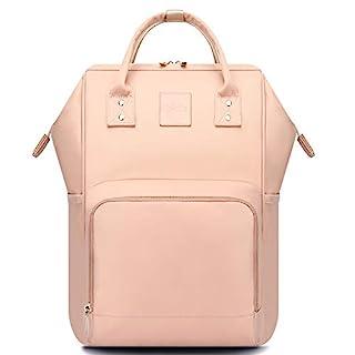 Diaper Bag, HaloVa Large Capacity Travel Backpack, Multi-Function Waterproof Nappy Bag for Women Men Baby