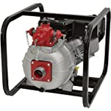 IPT Pumps Two-Stage High Pressure Engine-Driven Pump - 2in. Intake, 1 1/2in. and 1in. Discharge, 7000 GPH, 139 PSI, 270cc Honda GX270 Engine, Model# 2MP9HR