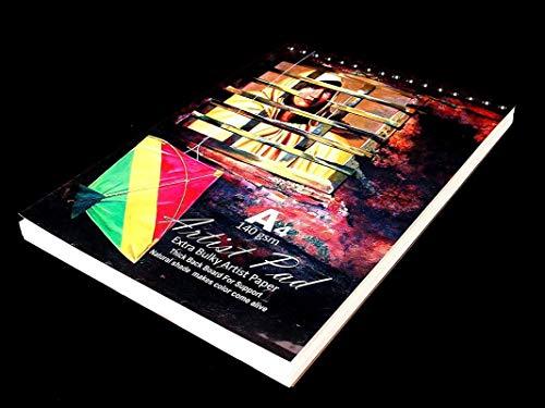 Standard My Sketch Book, Artist Pad (Kite) - Pack of 2 (B07NPT3MCD) Amazon Price History, Amazon Price Tracker