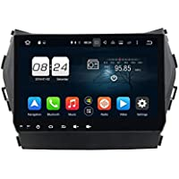 BoCID 2 din 9 Octa Core Android 6.0 Car Radio DVD Player for Hyundai IX45 Santa Fe With 4GB RAM GPS 3G/4G WIFI Bluetooth TV USB DVR