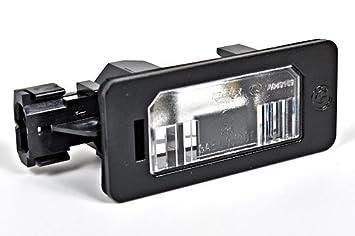 Amazon.es: BMW OEM bombilla luz de matrícula Original Izquierdo=Derecho para E90 E39 X6 E60 E61
