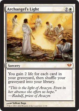 Magic Cards Light Deck