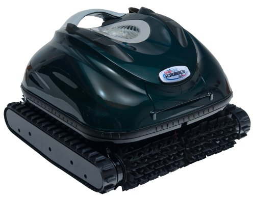 Smartpool NC74 Scrubber 60 Plus Robotic Pool Cleaner for Inground Pools