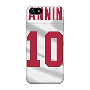 (mDK4204MdkH)durable Protection Case For Ipod Touch 5 Cover (new York Giants)