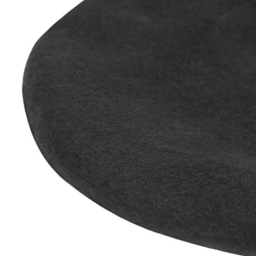 f86a4cd270020 ... Classic Parisian Hat Solid Color French Artist Beret Tam Winter Warm  Bailey Hat Dome Beanie Cap Hat Headwear for Children (Black). Add To Cart