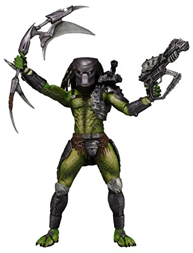 "NECA Predator Series 13 Renegade Predator 7"" Scale Action Figure"