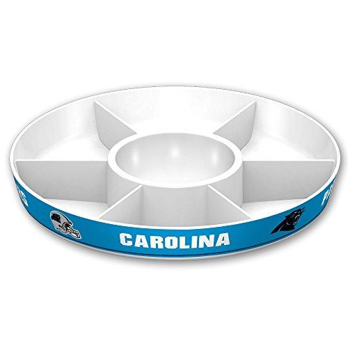 (Fremont Die NFL North Carolina Panthers Party Platter)