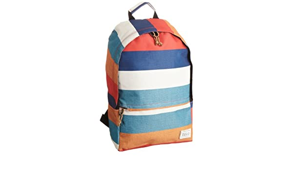 Billabong Mochila escolar, Highway, multicolor tabacco stripes, M5BP02: Amazon.es: Equipaje