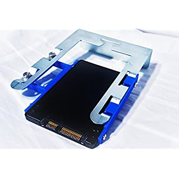"HP Foxconn 2.5/"" HDD to 3.5/"" SATA Hard Drive Tray Caddy Sled for Apple Macpro Mac"