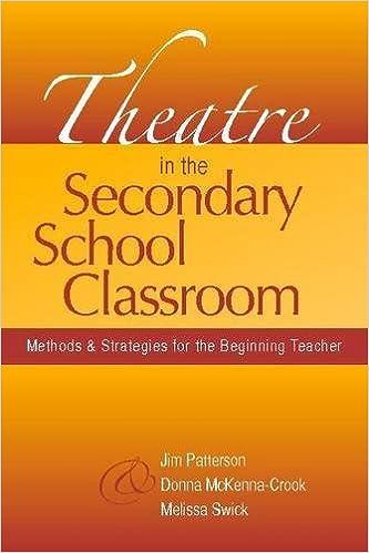 Introduction to Theatre Arts Student Handbook A 36Week Action Handbook