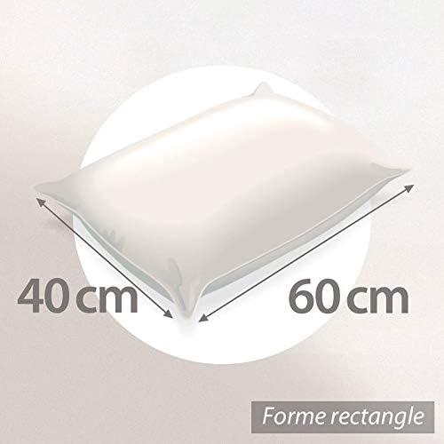 garnissage 100/% Piume DOca Cuscino in Piume Linnea Cuscino da Ricoprire 40x60 cm