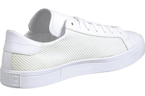 Chaussures Blanc De Adidas Femme Basketball Courtvantage W zpC8g
