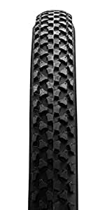 Bell Sports Traction Mountain Tire, Black, 18""