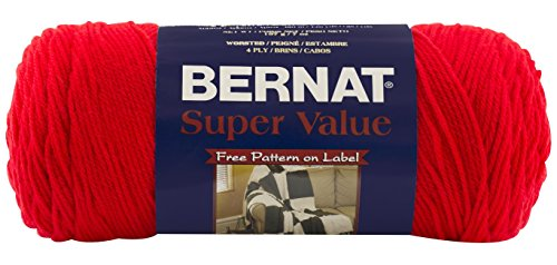 bernat-super-value-yarn-solid-7-ounce-true-red-single-ball