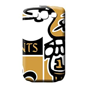 samsung galaxy s3 First-class Tpye Forever Collectibles mobile phone carrying shells new orleans saints nfl football