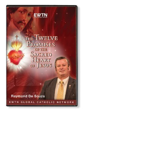 THE TWELVE PROMISES OF THE SACRED HEART OF JESUS*W/ RAYMOND DE SOUZA EWTN NETWORK 4-DISC DVD (Raymond De Souza)