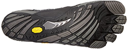 Vibram Kmd Evo, Zapatillas de Deporte Exterior para Mujer Mehrfarbig (Black/grey)