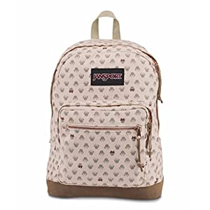 JanSport Disney Right Pack Expressions Laptop Backpack (Luxe Minnie)