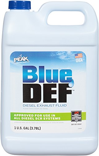Diesel Exhaust Fluid >> Amazon Com Bluedef Def003 Diesel Exhaust Fluid 1 Gallon Automotive