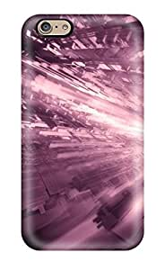 Iphone Case - Tpu Case Protective For Iphone 6- Tech Abstract