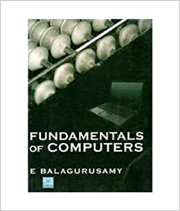 Buy fundamentals of computers book online at low prices in india buy fundamentals of computers book online at low prices in india fundamentals of computers reviews ratings amazon fandeluxe Gallery