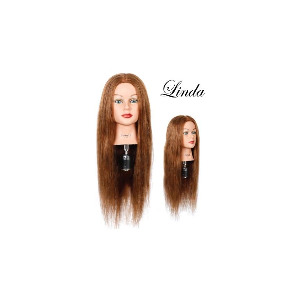 Hairart 24 Hair Linda Elite Mannequin Head (4324)