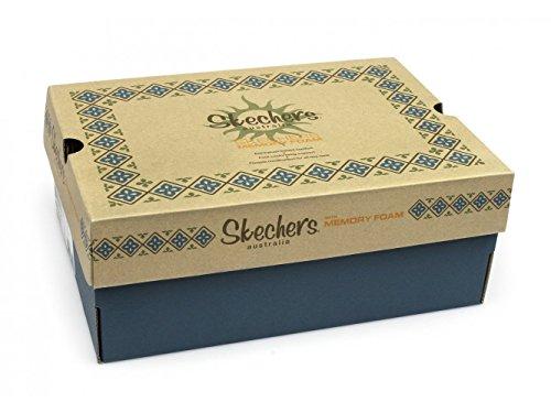 Skechers - Botas Efecto Arrugado mujer Marrón - marrón