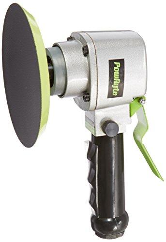 PowRyte Basic 100112 6-inch Dual-Action  Air Sander