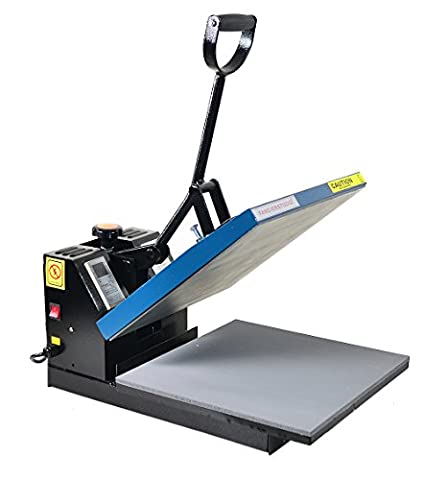 Fancierstudio Power Heat press Digital Heat Press 15 x 15 Sublimation Heat Press Rhinestone Heat Press T-Shirt Heat Press 15x15 (15 X 15 Power Heat Press)