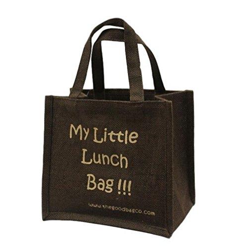 La borsa Company My Little Lunch, colore: marrone