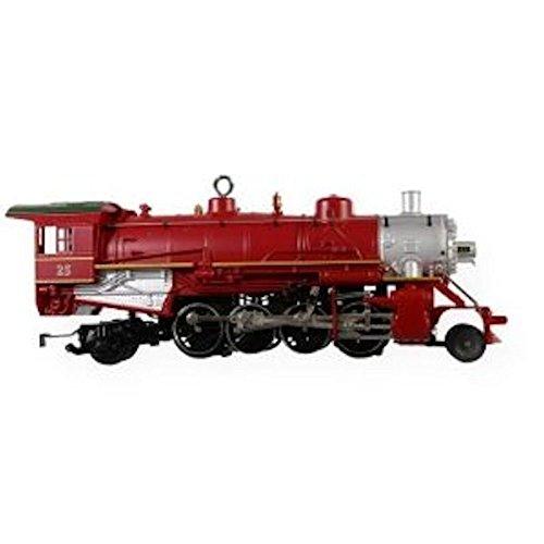2009 Hallmark Ornament Lionel Holiday Red Mikado Locomotive # 14 Lionel Trains Series