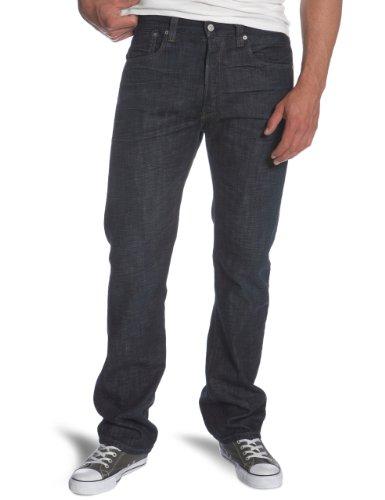 Levi's Mens 501 Original Denim Jeans 36W x 29L Tidal blue