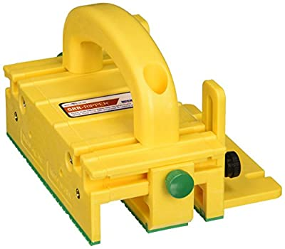 GRR-RIPPER 3D Pushblock for Table Saws, Router Tables, Band Saws, and Jointers by MICROJIG by MICROJIG, Inc.