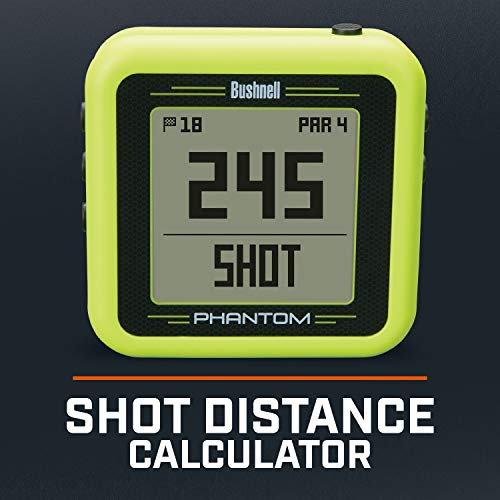 Bushnell Golf GPS, Green