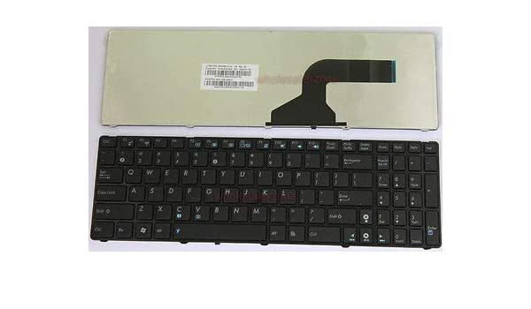 Laptop Keyboard for ASUS P31S U31S U35J U41J   US Layout WITH BLACK FRAME