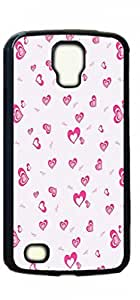 Heartcase Hard Case for Samsung Galaxy S4 Active (I9295 Water Resistant Version) ( Pinky Bow ) Not for S4 I9500