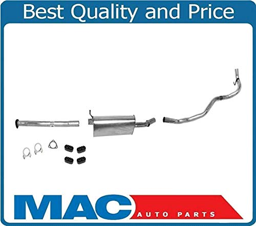 Mac Auto Parts 139216 S Pick Up Muffler Exhaust Pipe System 4X2 2.2 7 WB