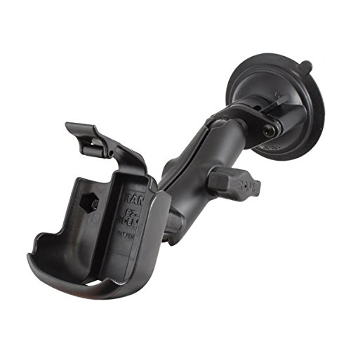 RAM MOUNTS (RAM-B-166-SPO3 Twist Lock Suction Cup Mount for the Spot Connect and Satellite Communicator