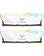Team T-Force Delta RGB 3200MHz 16GB (2x8GB) DDR4 White