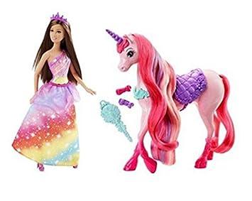Licorne chevelure magique pour barbie de mattel - Barbie et la licorne ...