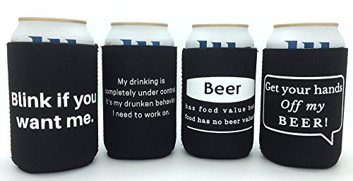 Beer Cozy Variety Stocking Stuffers