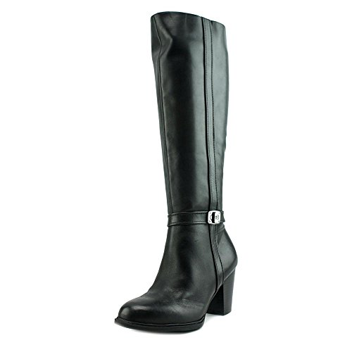Black Raiven High Boot 11 Women Knee US Bernini Giani pXxRq5waAR