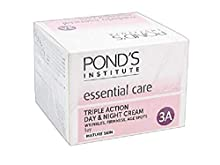 Ponds Esencial Crema Facial 3A Triple Acción - 50 ml