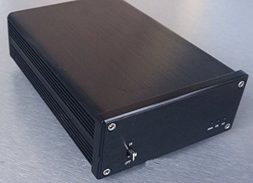 GOWE high level pure DAC Double Parallel Coaxial and SPDIF digitals to analog converter by Gowe