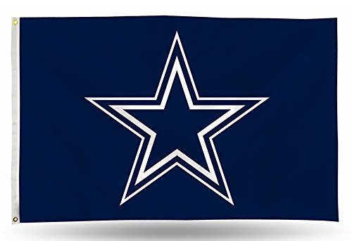 Dallas Cowboys 3x5 Indoor/Outdoor Quality Flag Banner Rico Industries