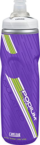 CamelBak Podium Big Chill Insulated Water Bottle, Prime Purple, 25 oz