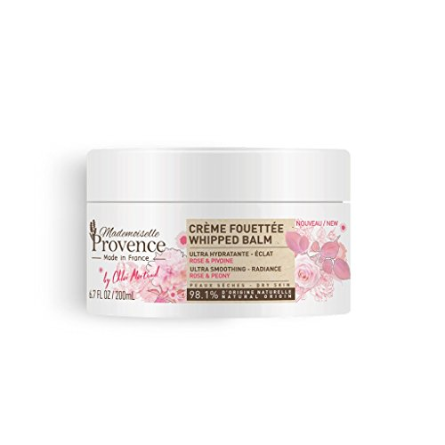 Natural Nourishing & Moisturizing Body Balm - Mademoiselle Provence - Ultra Smoothing & Radiance